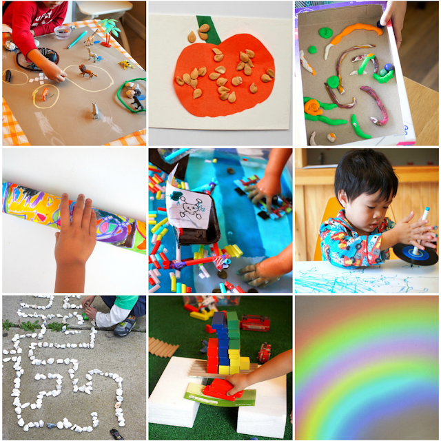 15+ Super Easy and Low Prep Preschool STEM (Science, Technology, Engineering, and Math)Activities perfect to do at home with kids