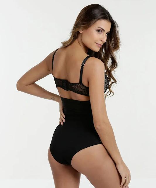 Body:  Ideal para noites especiais. Com pura sofisticação, o body é perfeito para dar aquele up na relação.