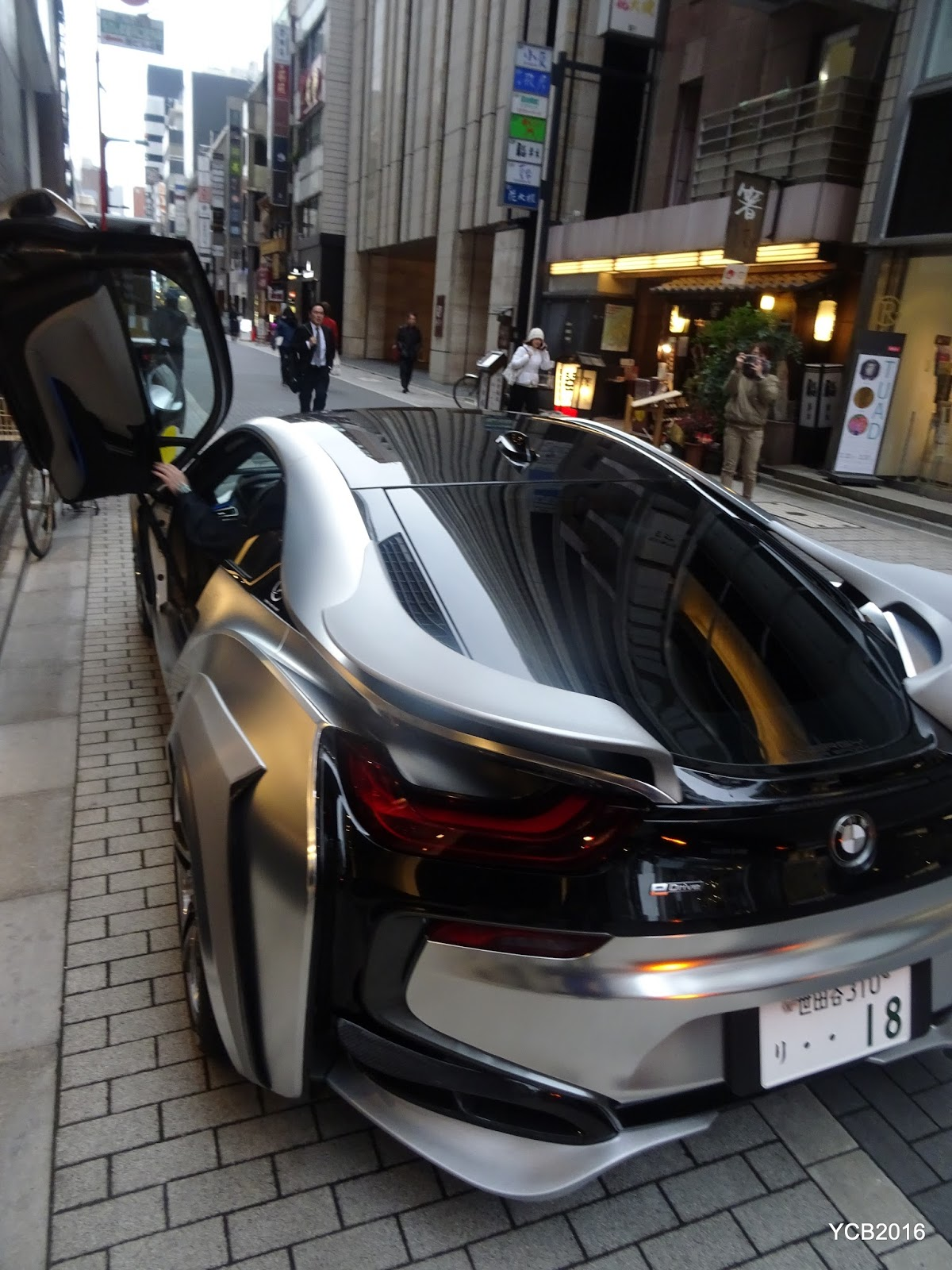 Yuto S Car Blog Special Tokyo The Modified I8