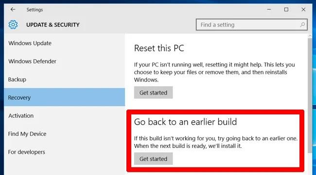 أحدث-windows-10-update-problems-go-back-to-early-build