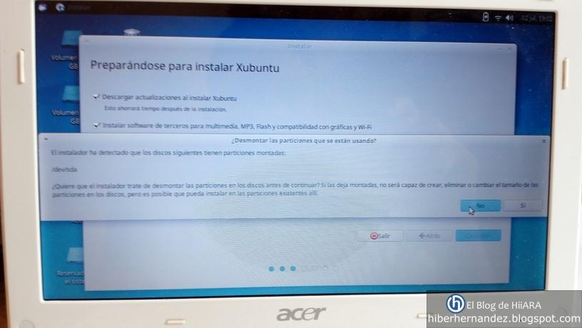Particiones en Windows desde Linux - El Blog de HiiARA
