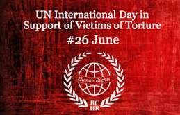 International Day in Support of Victims of Torture 26 June