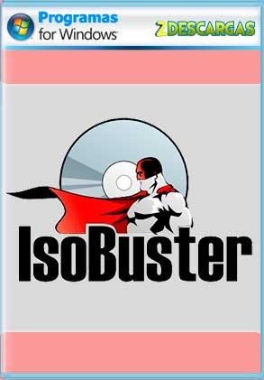 Descargar IsoBuster Pro última versión español mega y mediafire