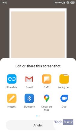 Jak zrobić screena za pomocą Aystenta Google?