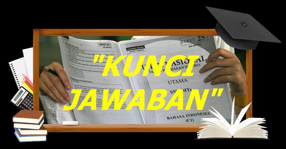 Kunci Jawaban Prediksi Un Usbn Ipa Mtk B Indo Paket 1 2019 20 Mbah Guru