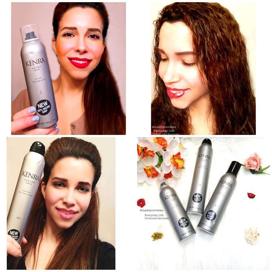 3 Top Best Kenra Professional Salon products : Defining Mousse, Dry ...