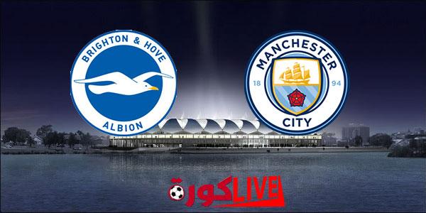 مباراة مانشستر سيتي وبرايتون بتاريخ 31-08-2019 الدوري الانجليزي