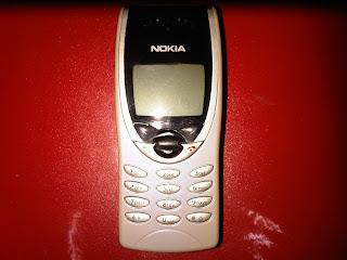 Nokia jadul 8210