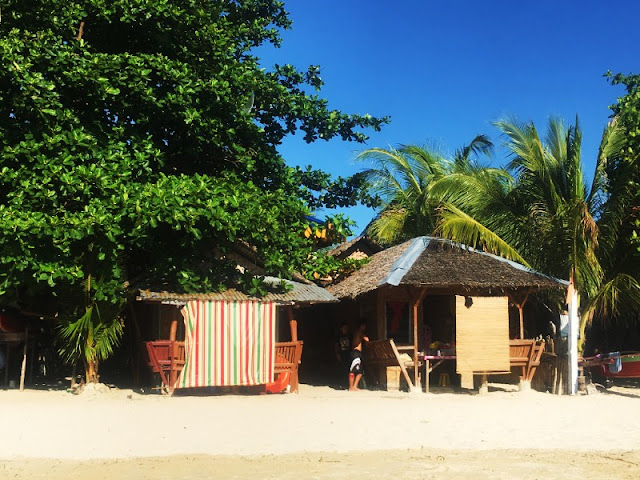 Lambug Beach Badian Cebu (Angie's Beach House)