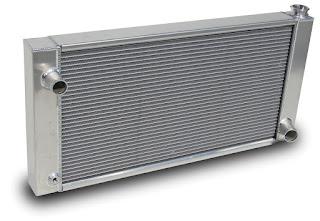 radiateur à flux croisé