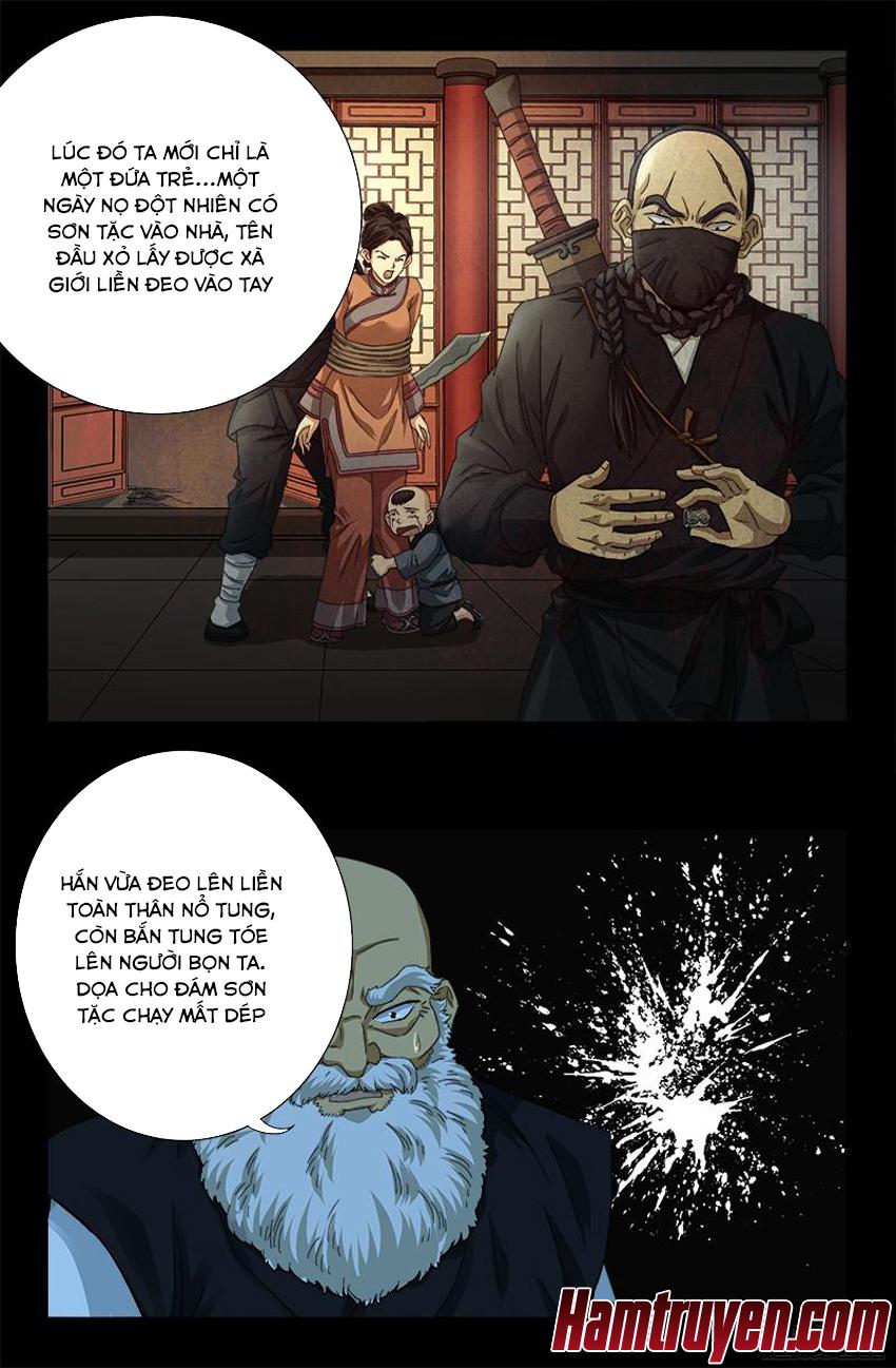 Huyết Ma Nhân Chap 356 - Trang 6