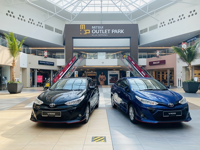 An Opportunity To Win New Rides, Mitsui Outlet Park KLIA Sepang, This Christmas, Lifestyle