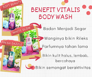Benefit Vitalis Body Wash