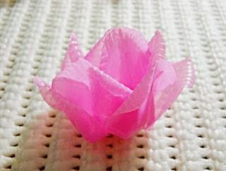Kerajinan Tangan Dari Sedotan, Kreasi Bunga Mawar