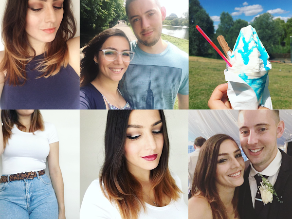 Life Through Instagram - August
