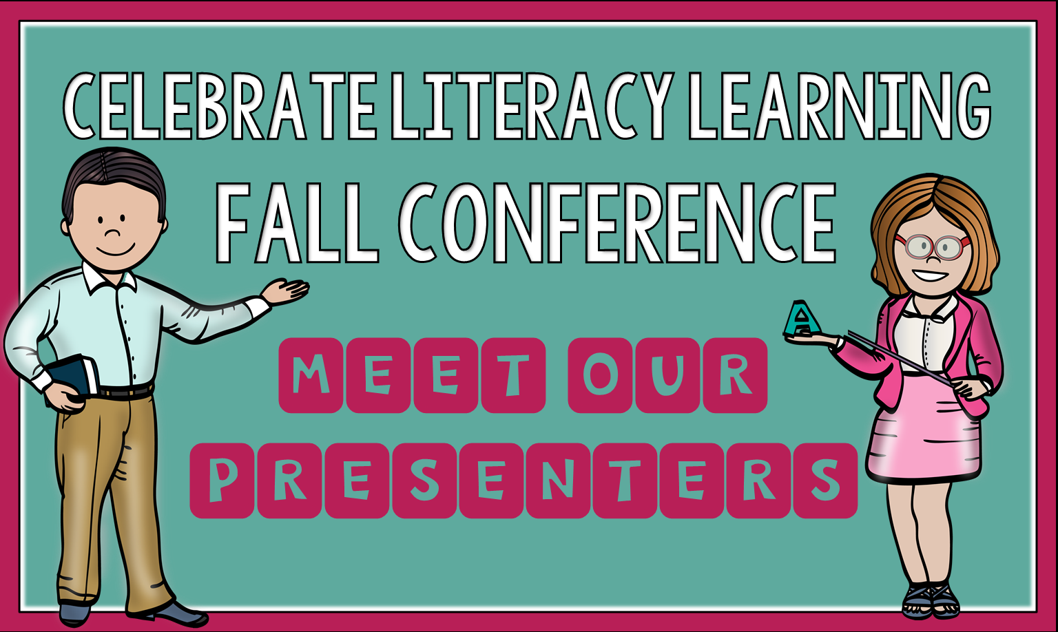 Meet Our Conference Presenters   Piedmont Area Reading Council