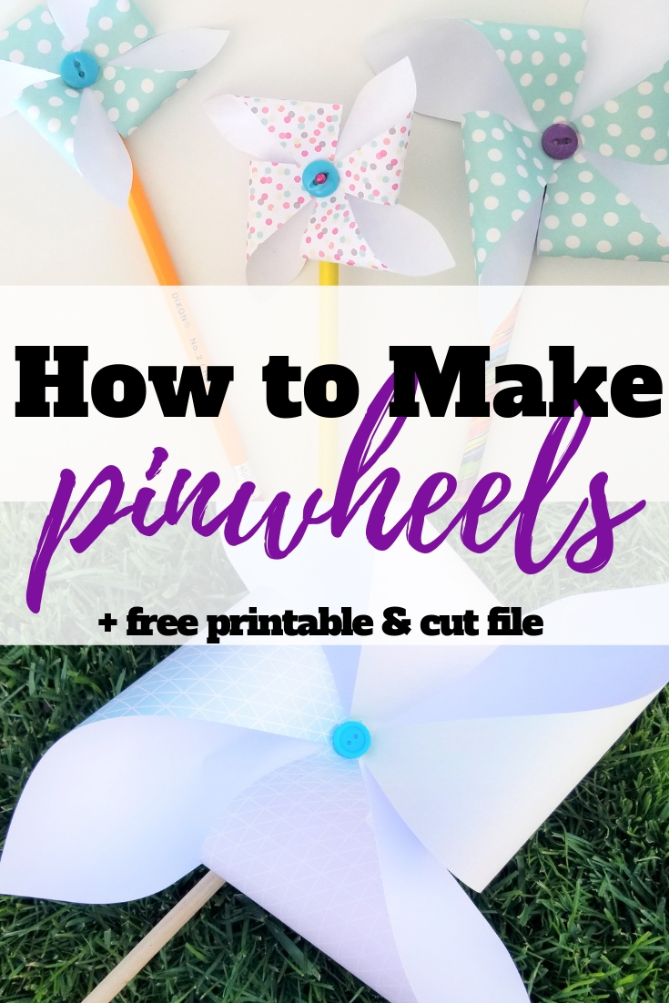 Paper Windmill - How to make a Paper Pinwheel for Kids - YouTube | 1102x735