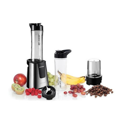 Enter the Ergo Chef My Juicer II - Blend For a Healthier You – Back to School Giveaway. Ends 8/19