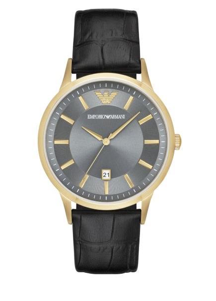Emporio Armani Renato Strap Watch