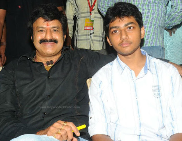 Balakrishna's Son Debut Movie Confirmed With Director Krish ?
