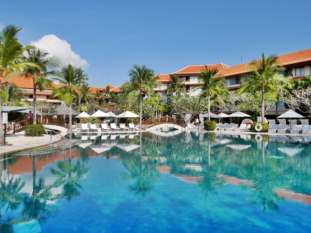 THE WESTIN RESORT NUSA DUA BALI MAIN POOL