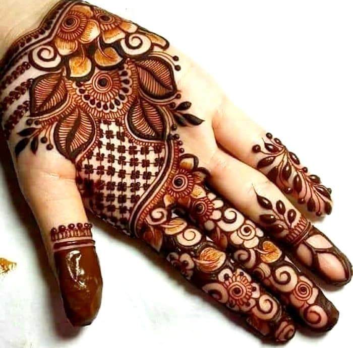 100+ Arabic Mehandi Designs (2019) Latest, Simple \u0026 Easy
