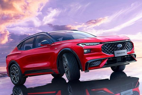 Ford Evos 2022