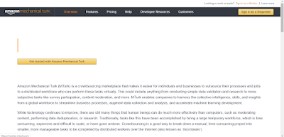 What is Amazon Mturk and Strategies to Earn from Mturk.