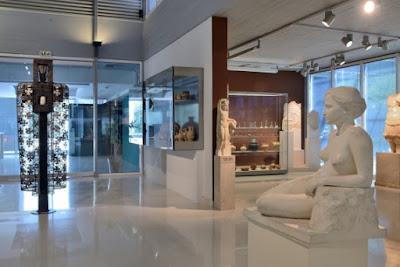 «Η γυναίκα της ζωής μου» στο Αρχαιολογικό Μουσείο Ιωαννίνων