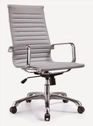 Joplin Leather Chair by Woodstock Marketing