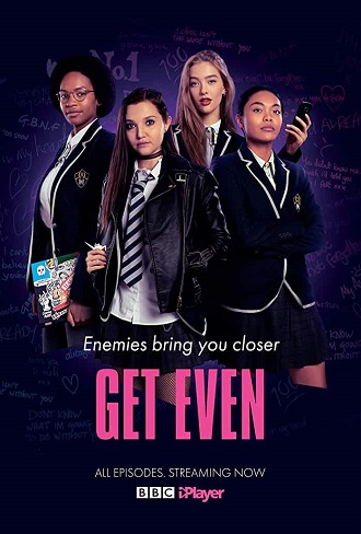Get Even Season 1 Hindi Dual Audio Complete Download 480p & 720p All Episode