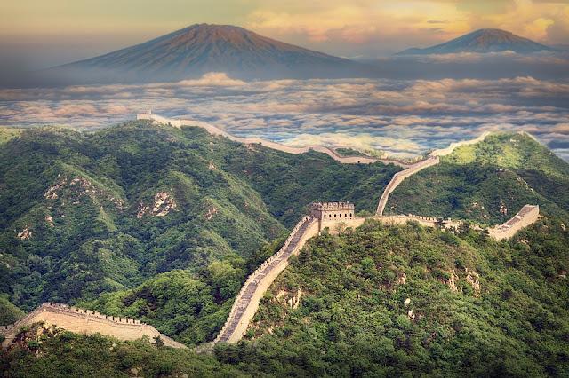 muraglia cinese-Cina