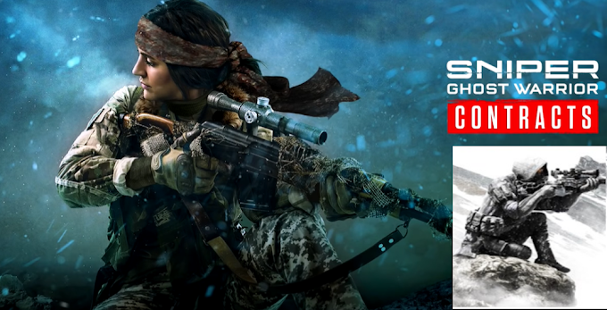 Sniper Ghost Warrior Contracts (PC) Pre-Order + 9 Trainer Hilesi İndir Kasım 2019