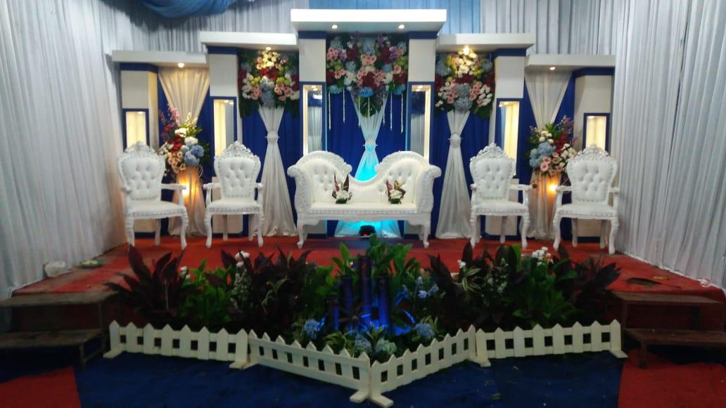 Jasa Vendor Dekorasi Bunga Pelaminan 035