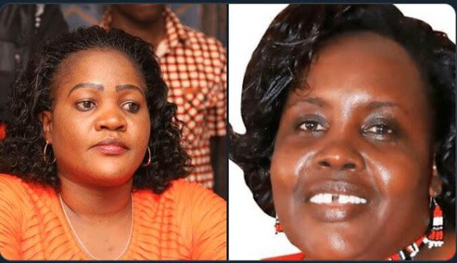 Beatrice Kwamboka and Mary Senata clash in Senate