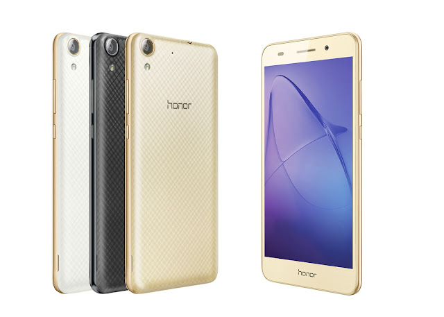 Huawei launches Honor Holly 3+ with 3 GB RAM, Kirin 620 SoC in India