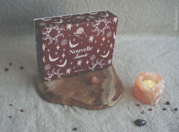 Nouvelle Lune la box de février par My Little Box