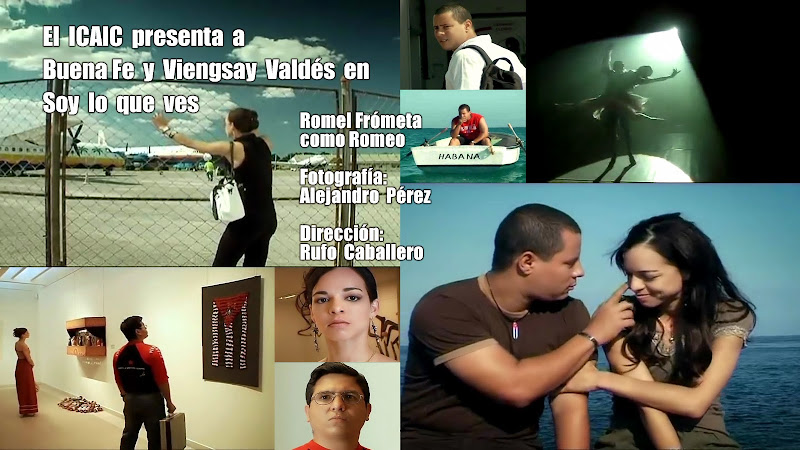 Buena Fe - ¨Soy lo que ves¨ - Videoclip - Director: Rufo Caballero. Portal Del Vídeo Clip Cubano