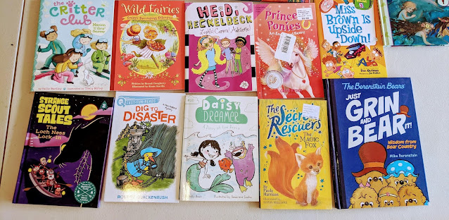 kids book bulk lots for girls