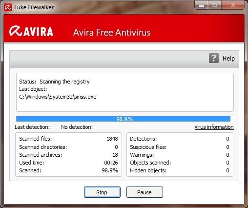 How to install free antivirus
