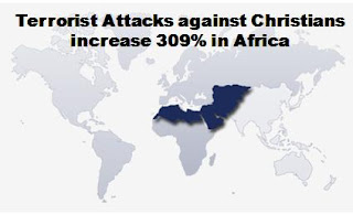 Terrorism in Africa, Middle East and Asia