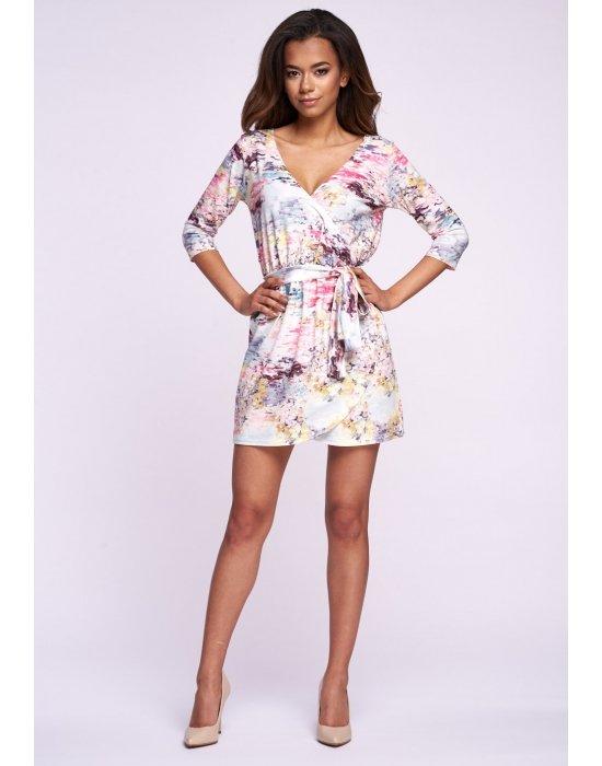 letnia sukienka kopertowa Mosquito, najmodniejsze sukienki na lato, blog modowy