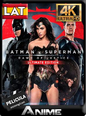Batman vs Superman: El Origen de la Justicia (2016) EXTENDED IMAX BDRip 4K HDR [2160P] [GoogleDrive] AioriaHD