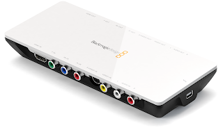 Blackmagic Intensity Capture Card