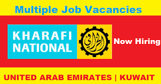 Client Interview for Multiple Vacancies in Kharafi National
