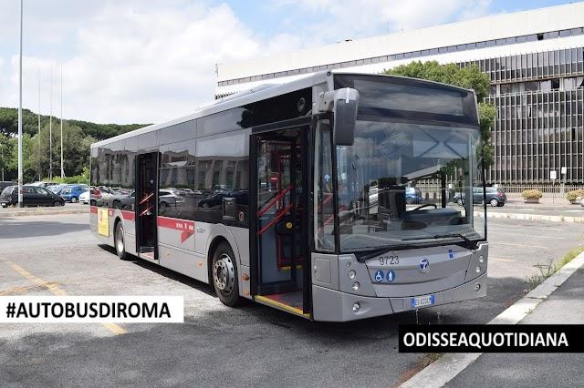 #AutobusDiRoma - I Temsa Avenue LF, i primi Turco-Bus di Roma!