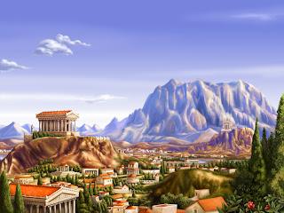 riassunto sulle divinità greche, i principali dei dell'Olimpo