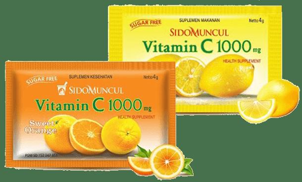 Vitamin C-1000 Sidomuncul