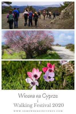 Wiosna na Cyprze i Walking Festival 2020