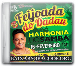 CD Harmonia Do Samba - Na Feijoada Do Dadau (2014)